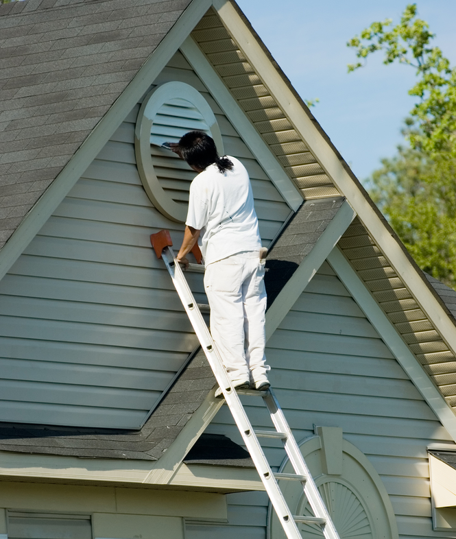 Exterior House Painting Riverton NJ Burlington County Rainer